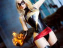 Ms Marvel (a.k.a. Carol Danvers) from Marvel…