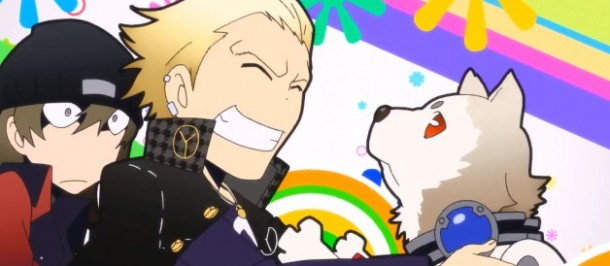 Persona Q has Style